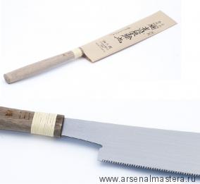 Пила безобушковая Juntaro Mitsukawa 170мм поперечная (Cross) М00012364 Miki Tool