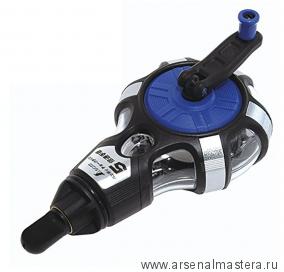 Отбивка порошковая (малярный шнур) Shinwa 20м синий корпус  М00013238