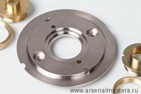 Адаптер Leigh для копировальных втулок к фрезеру Hitachi M12V2 стальной М00010291