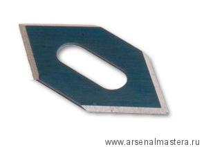 Нож стреловидный для резки шпона Veritas Inlay М00008236
