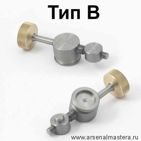 Механизм выдвижения ножа рубанка Veritas Slow Adjuster тип В 05P37.13 М00012172