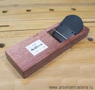 Рубанок японский Kanetomo Kanna 70мм красный дуб составные ножи М00013145