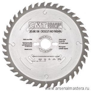 CMT 294.054.22M Диск пильный 305x30x2,8/1,8 -5гр 15гр ATB Z54