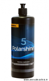 Полировальная паста Mirka Polarshine 5, 1л