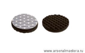 Поролоновый полировальный рельефный диск черный 150 мм 2 шт Mirka 7993115021