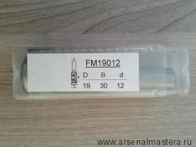 Фрезы со сменными пластинами обгонные c направляющим подшипником на торце  W.P.W. FM19012