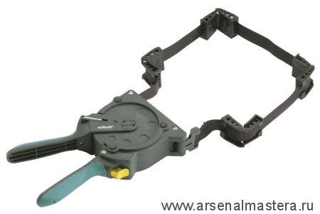 Зажимное приспособление для склеивания рамок, мебели, управляемый одной рукой Wolfcraft 3681000